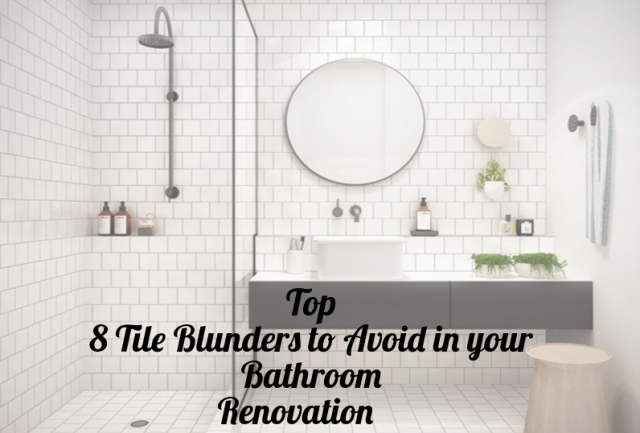 Yet, There Are Certain Interesting Works That Can Make Your Bathroom Look  Just WOW! Say, For Example, Tiling Or Re Tiling Your Bathroom, Installing  New ...