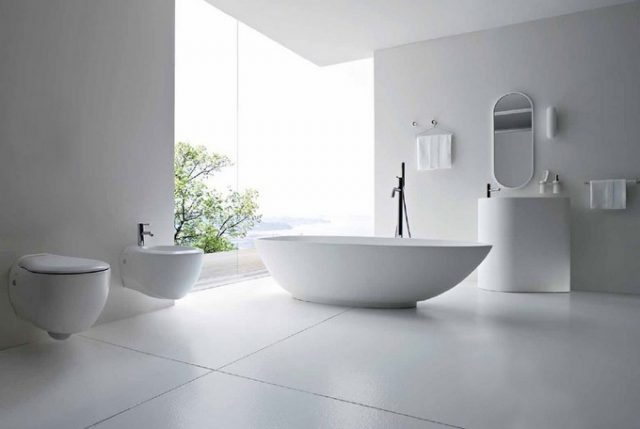a bathroom is an indispensable room in any household a minimalist bathroom design gives you more space in your small bathroom essential storage space can - Bathroom Ideas Melbourne