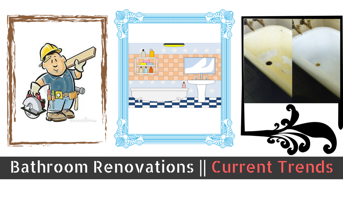 Sizzling Bathroom Renovation Trends