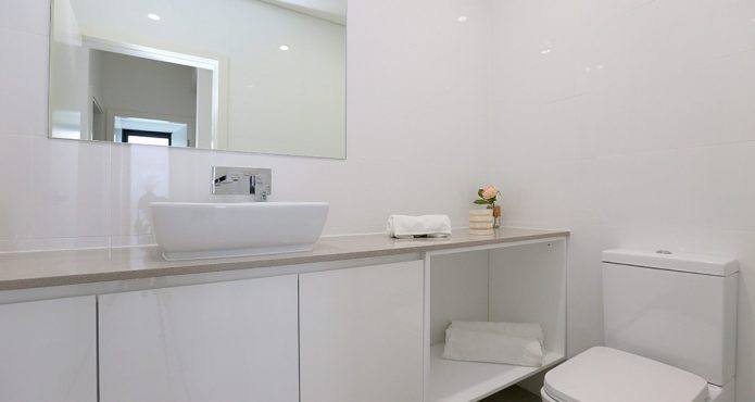 Maximising the Use of Your Bathroom Space