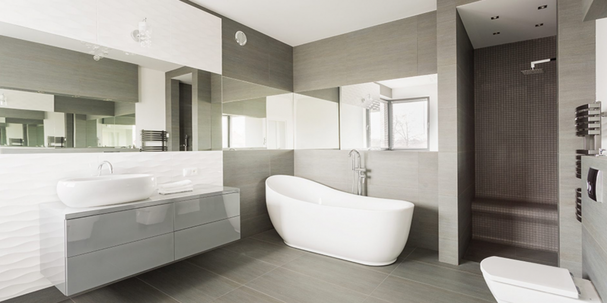 Beau Bathroom Renovations In Greensborough