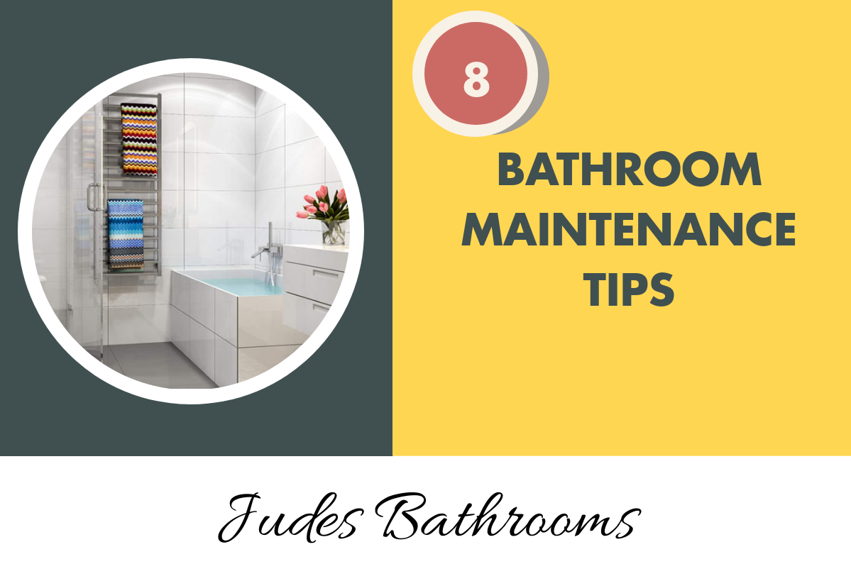 How to Maintain Your Bathroom like a Pro